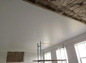 Įtempiamų lubų montavimas 5